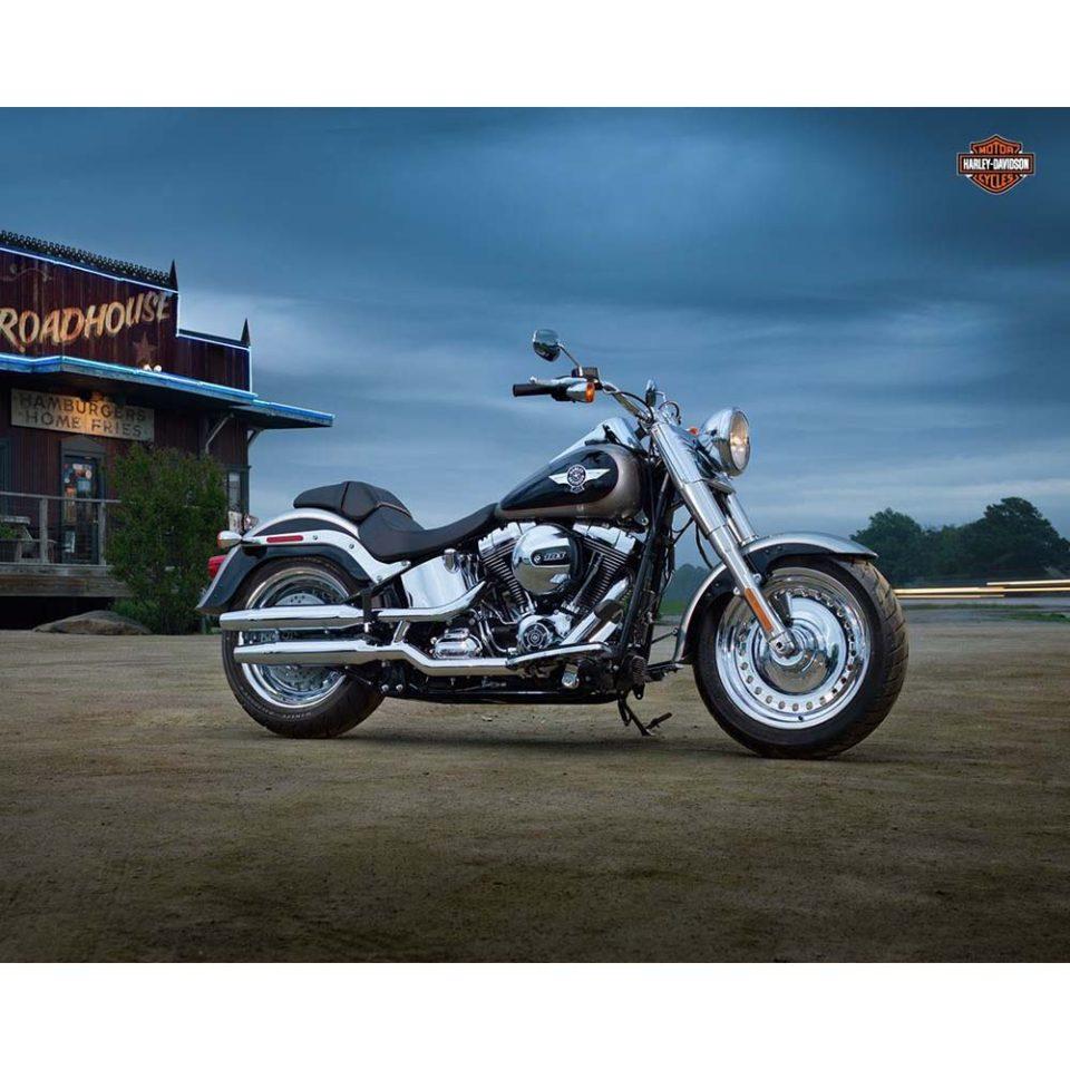 D04 Softail® Fat Boy® 2016 _ Harley-Davidson Parma