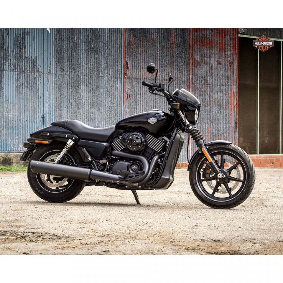 A01 2016 Street 750 _ Harley-Davidson Parma