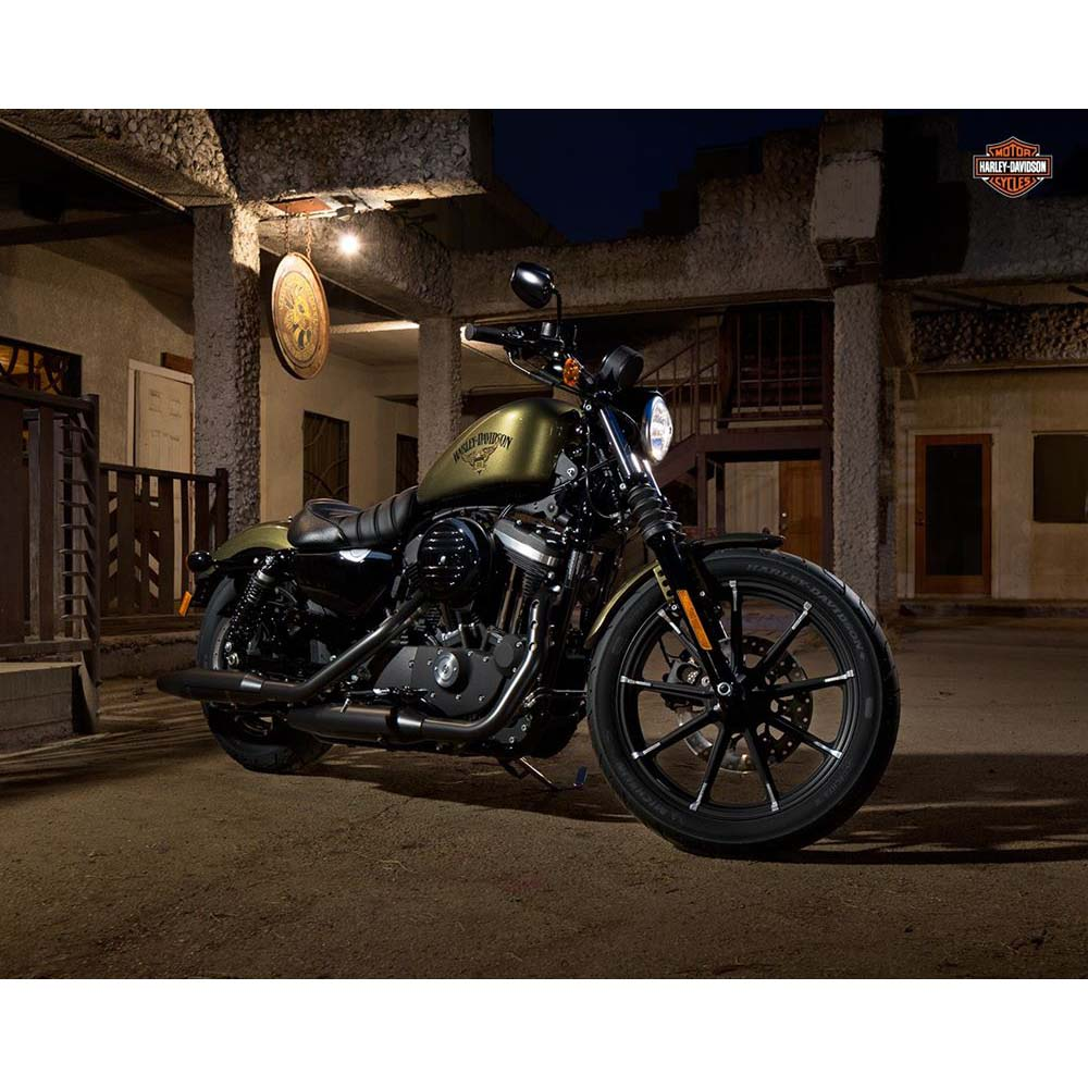 B02 Sportster Iron 883 2016 _ Harley-Davidson Parma