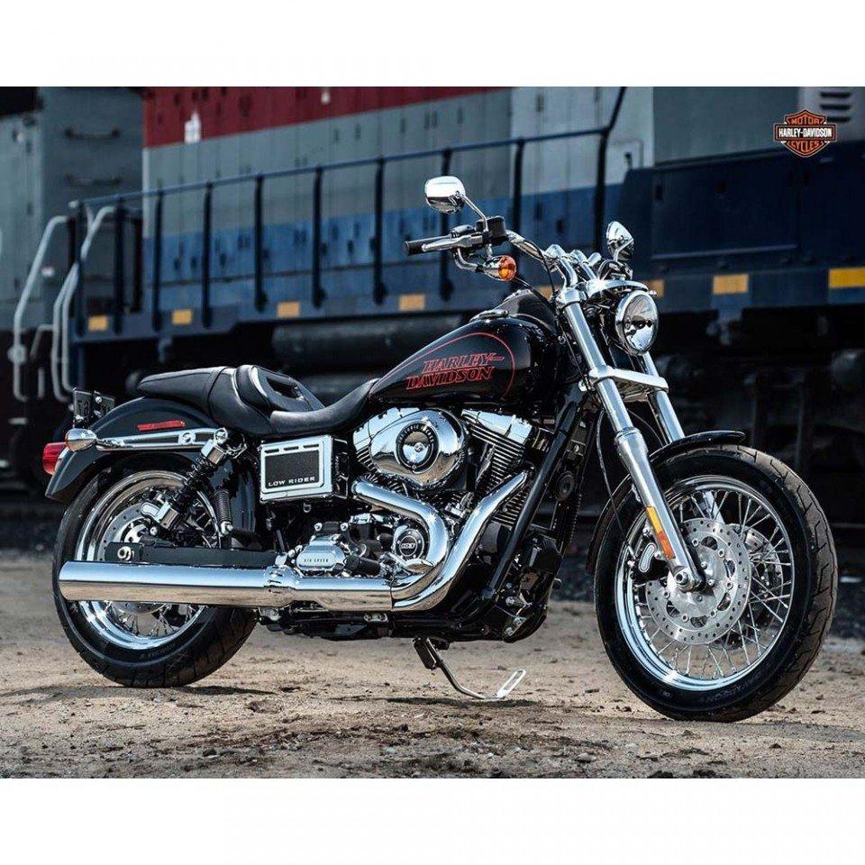 C02 Dyna Low Rider 2016 _ Harley-Davidson Parma