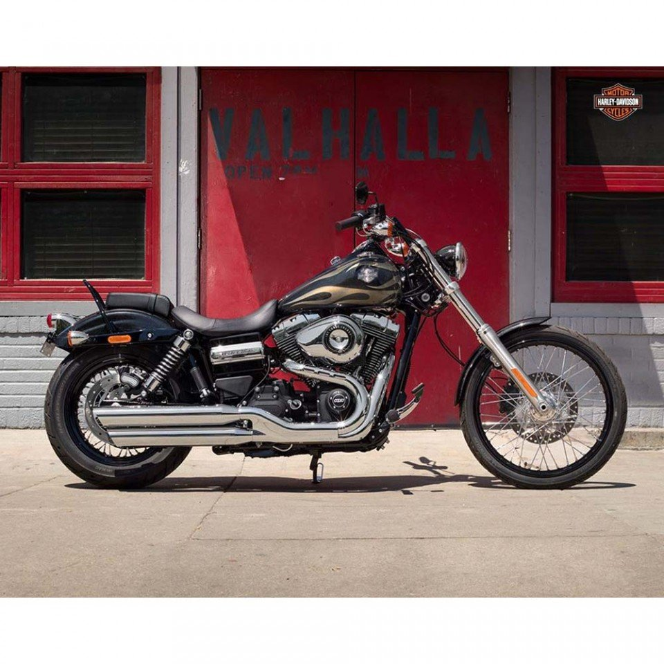 C03 Dyna Wide Glide 2016 _ Harley-Davidson Parma