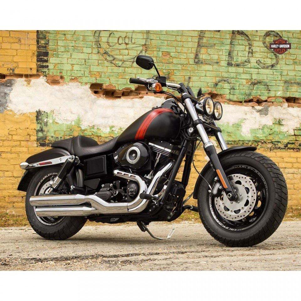 C04 Dyna Fat Bob 2016 _ Harley-Davidson Parma