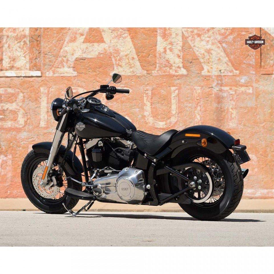 D01 Softail Slim 2016 _ Harley-Davidson Parma