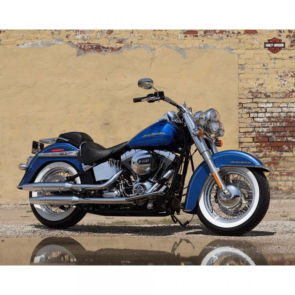 D02 Softail Deluxe 2016 _ Harley-Davidson Parma