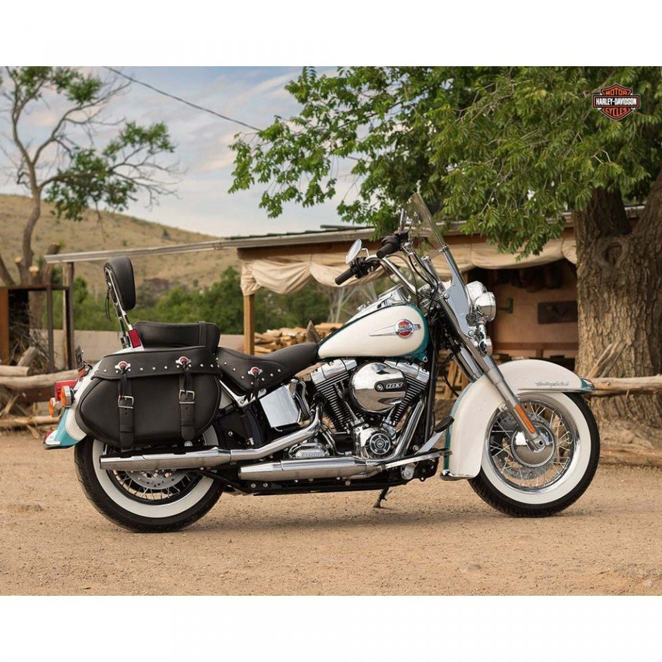 D06 Heritage Softail Classic 2016 _ Harley-Davidson Parma OLD