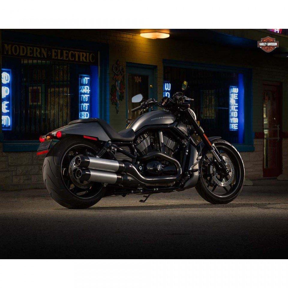 E01 V-Rod Night Rod Special 2016 _ Harley-Davidson Parma