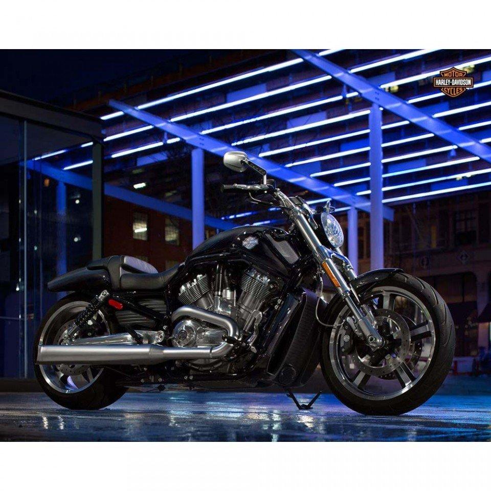 E02 V-Rod Muscle 2016 _ Harley-Davidson Parma
