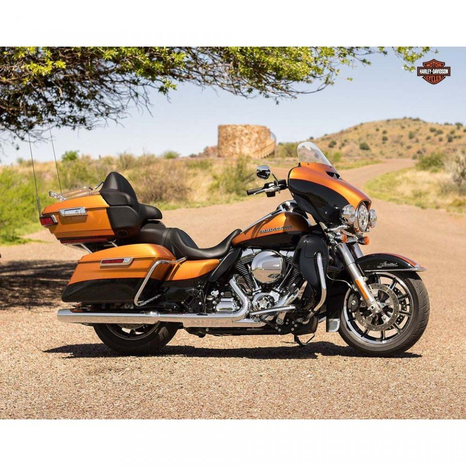 F08 Touring Ultra Limited Low 2016 _ Harley-Davidson Parma