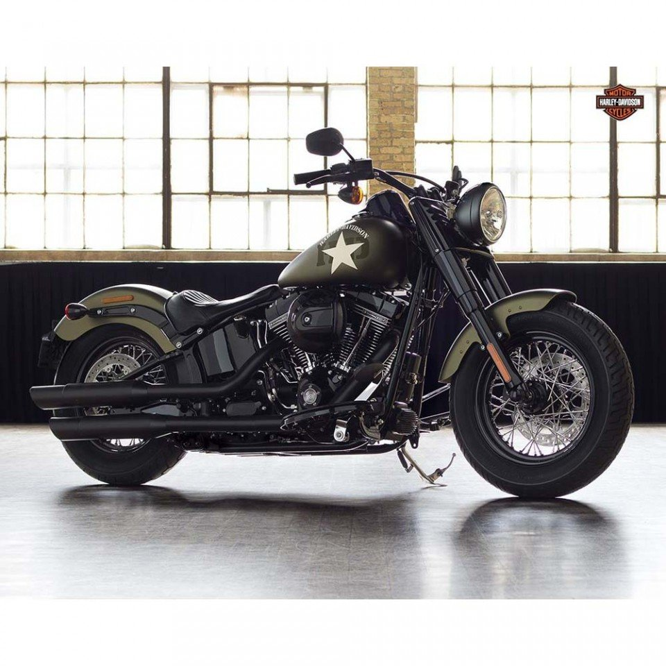 G02 Moto Softail Slim S Fat Custom 2016 _ Harley-Davidson Parma