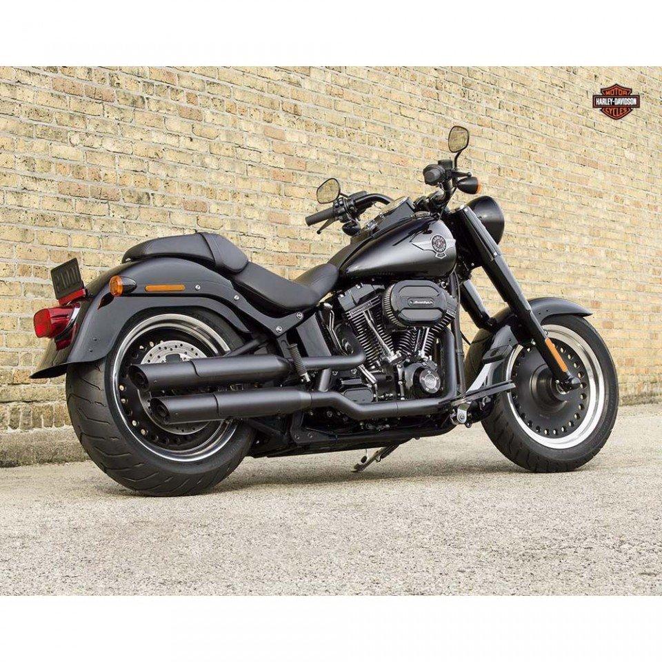 G03 Moto Fat Boy S Fat Custom 2016 _ Harley-Davidson Parma