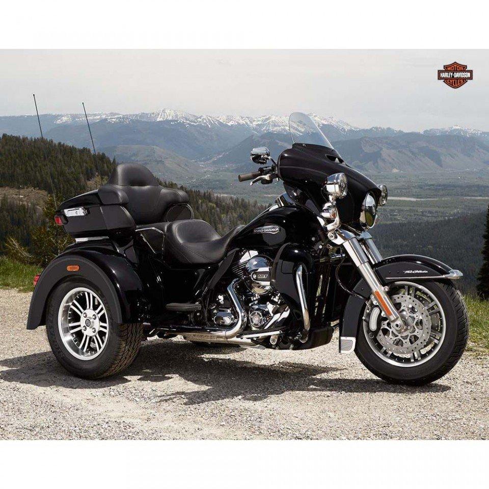 I01 Trike Tri Glide Ultra 2016 _ Harley-Davidson Parma