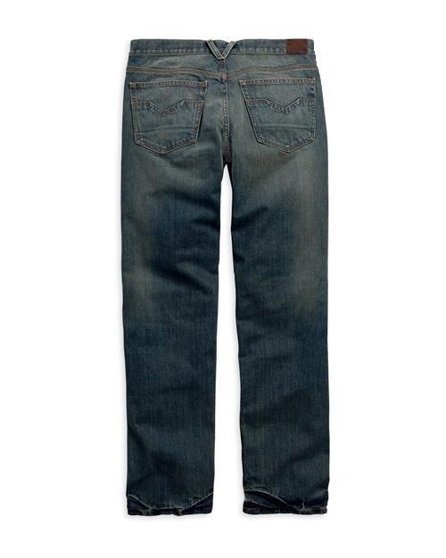 Men's Distressed Denim Distressed Denim Jeans