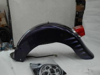 Parafango Posteriore Wide Glide-1