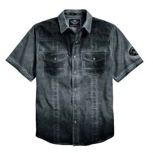 Men's Castlerock Reverse Cold-Pigment Dyed Shirt