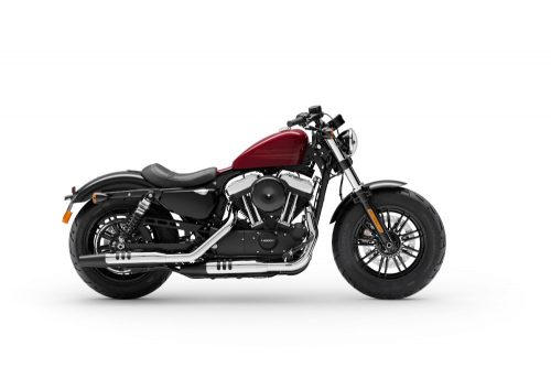 MY20 XL1200X Forty-Eight. Sportster. INTERNATIONAL ONLY