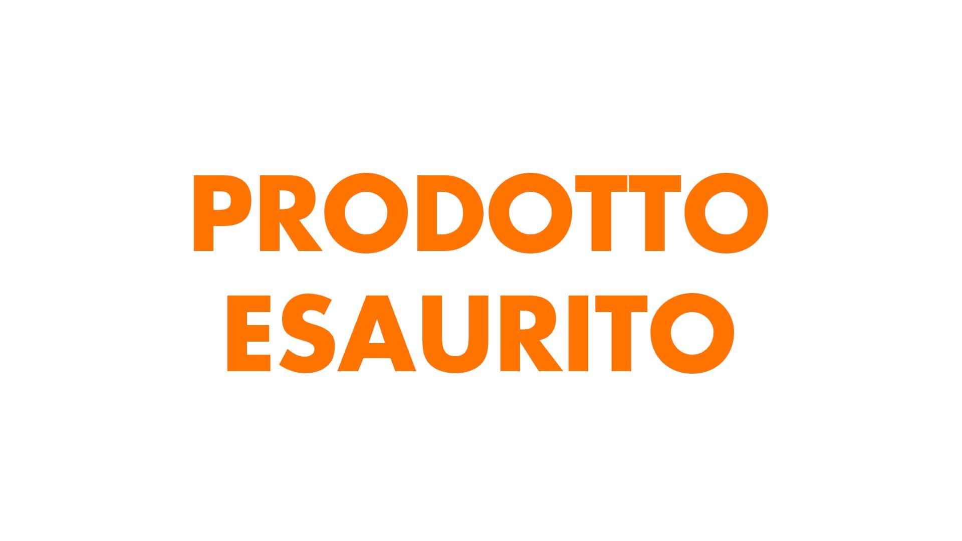 PRODOTTO ESAURITO